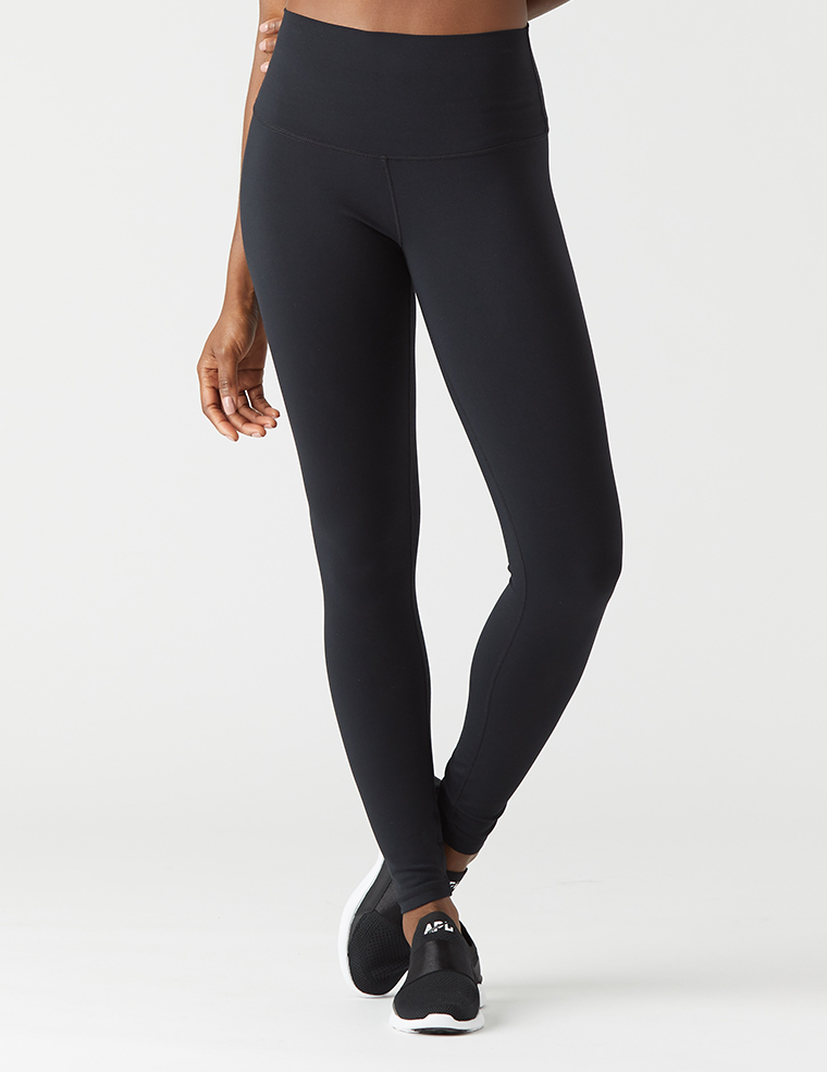 High Power Legging: Black