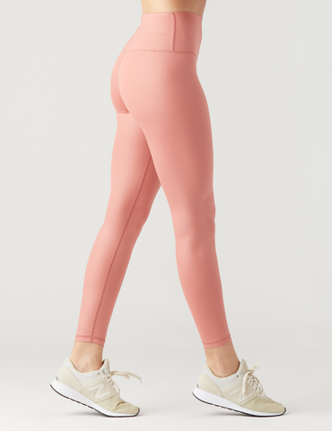 High Power Legging: Canyon Stone Gloss