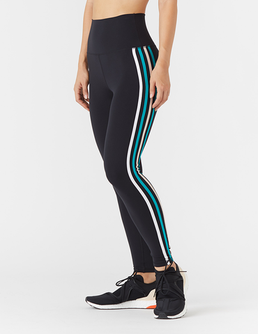 Incline Legging: Black