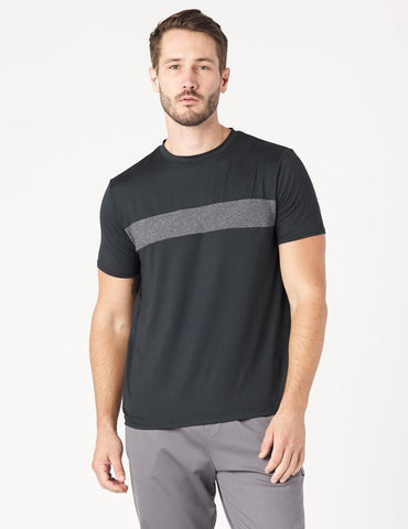 Ionian Short Sleeve: Black