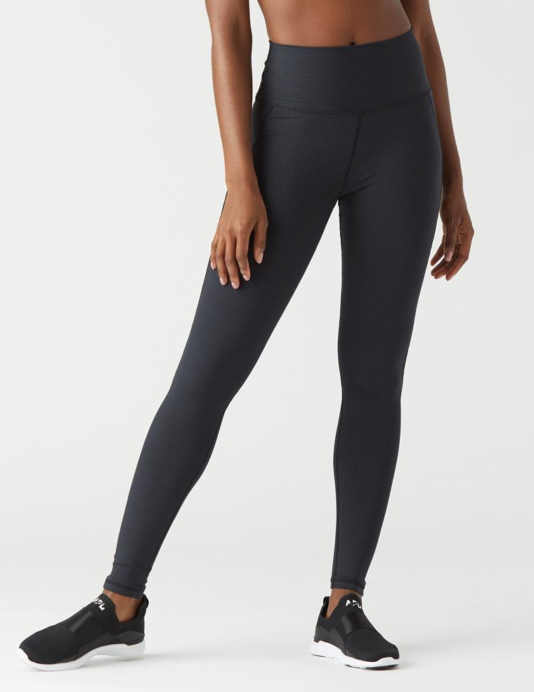 Jubilant Legging: Black