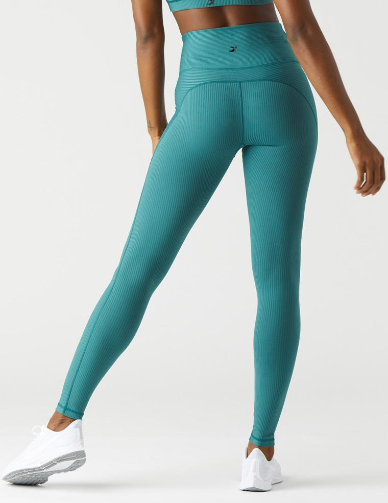 Jubilant Legging: Evergreen