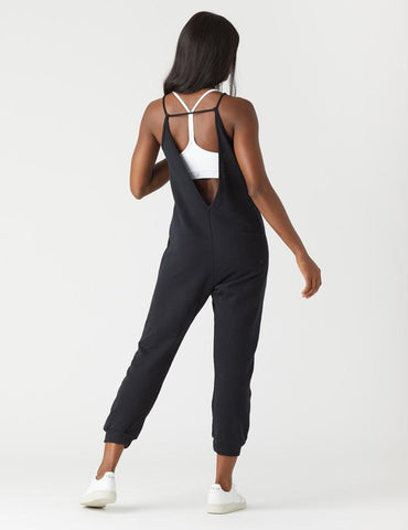 Effortless Jumpsuit: Black