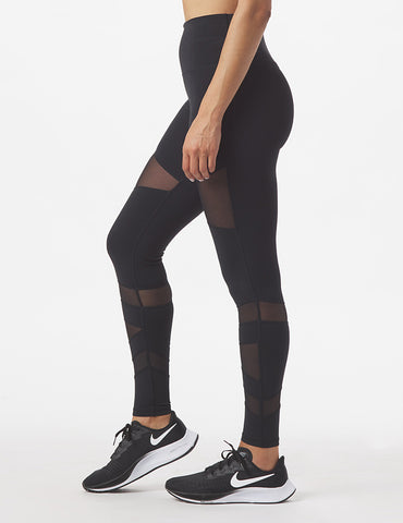 High Waist Limitless Legging: Black