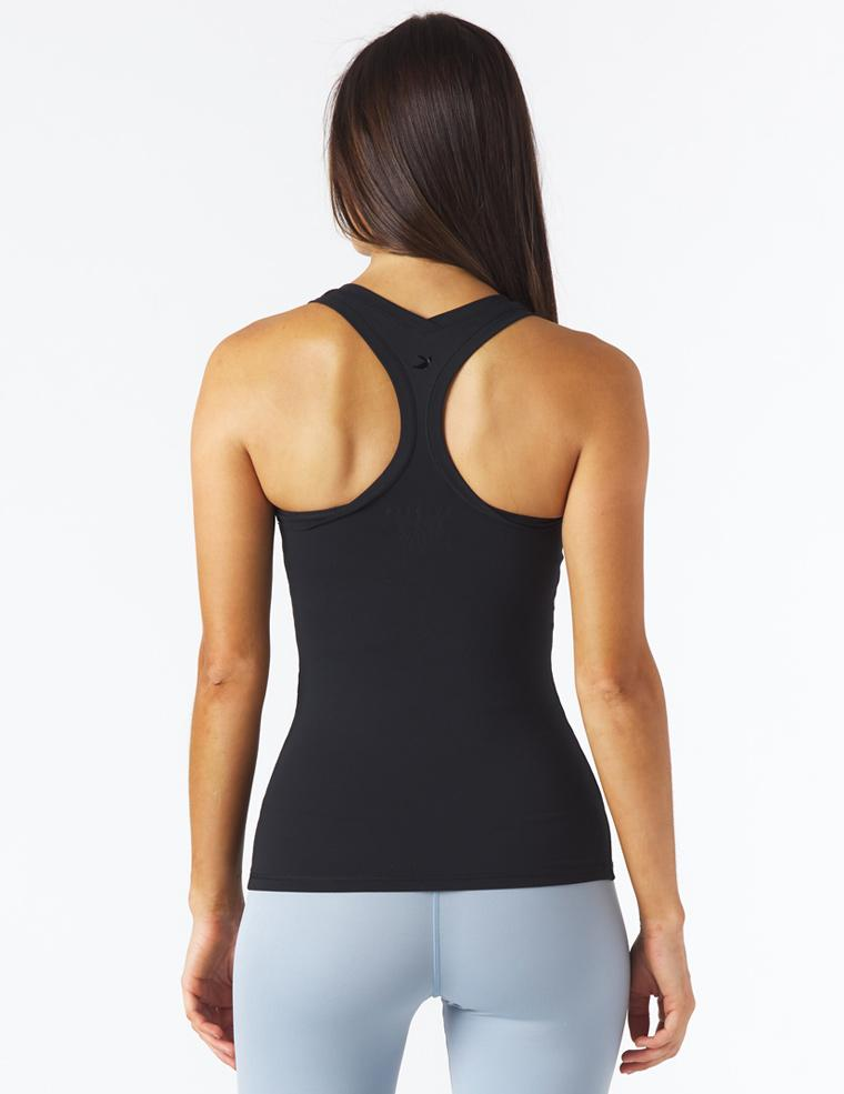 Notch Tank: Black