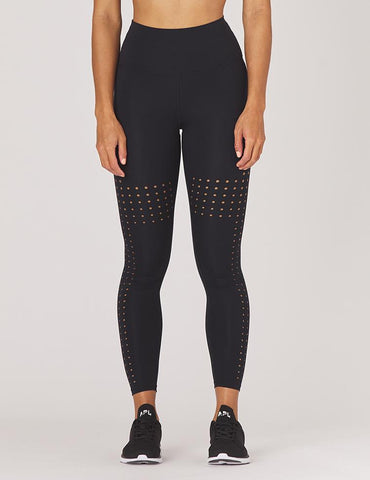 Optical Legging: Black