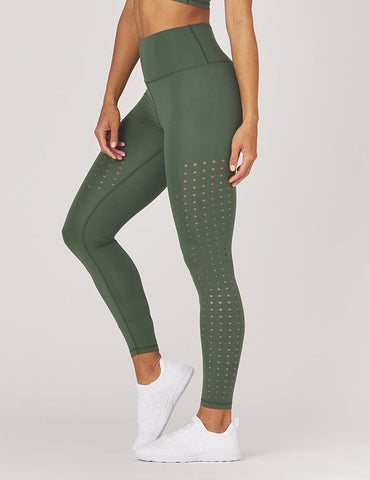 Optical Legging: Olive