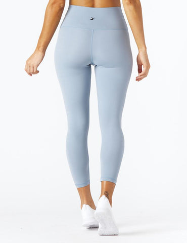 High Waist Pure 7/8: French Blue