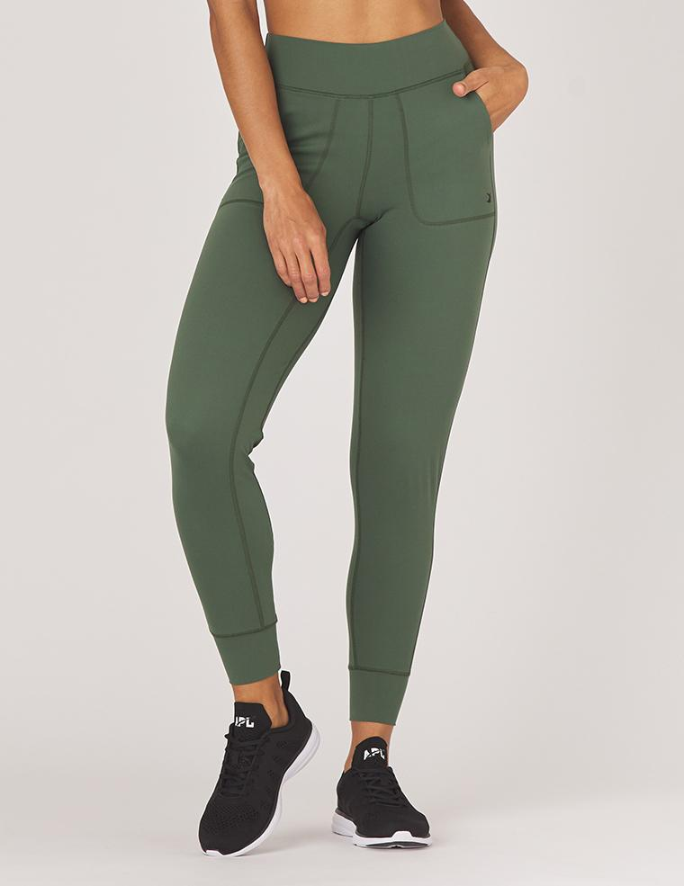 Pure Jogger: Olive