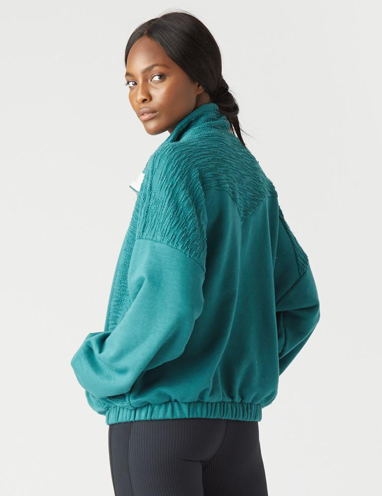 Complex Quarter Zip: Evergreen