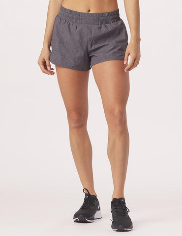 Running Short: Grey Static