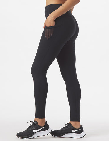 Social Legging: Black