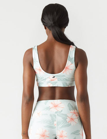 Splendid Bra: Tropical Bloom Print