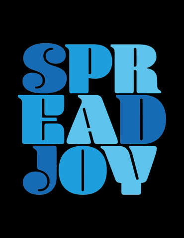 Power Tank: Spread Joy Black