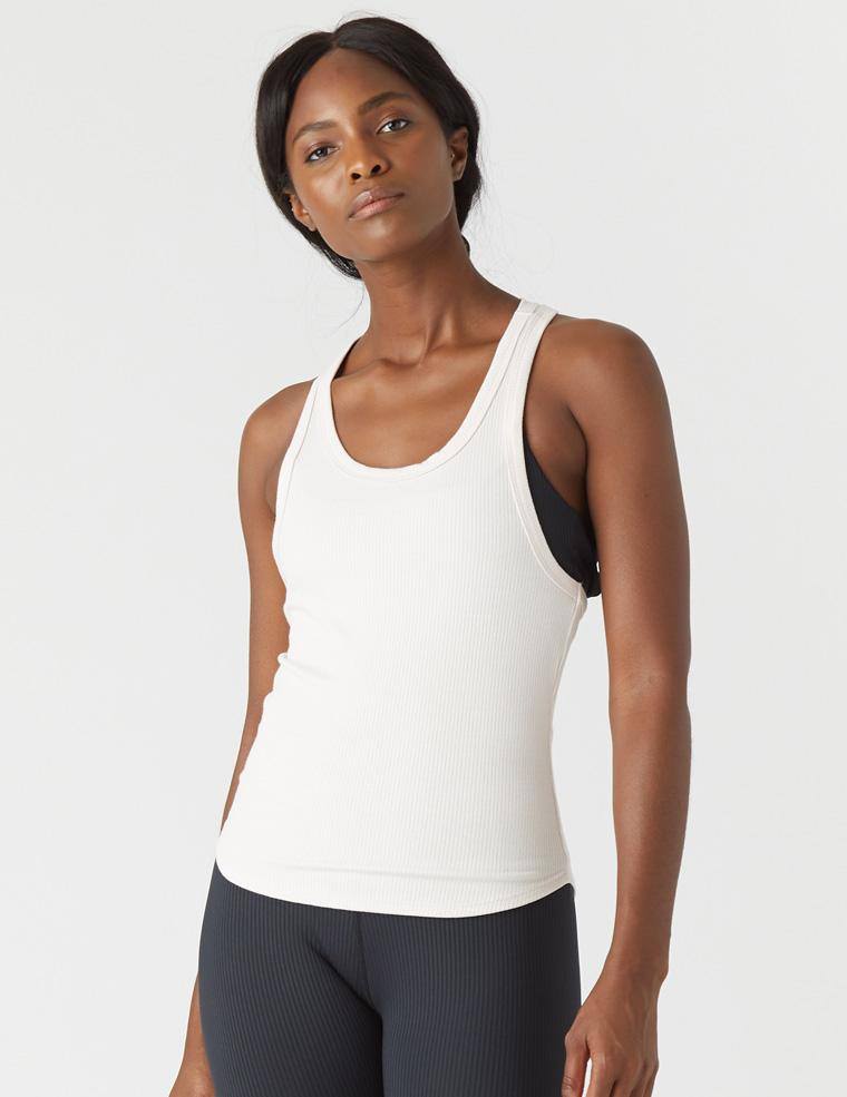 Strength Tank: Soft Blush