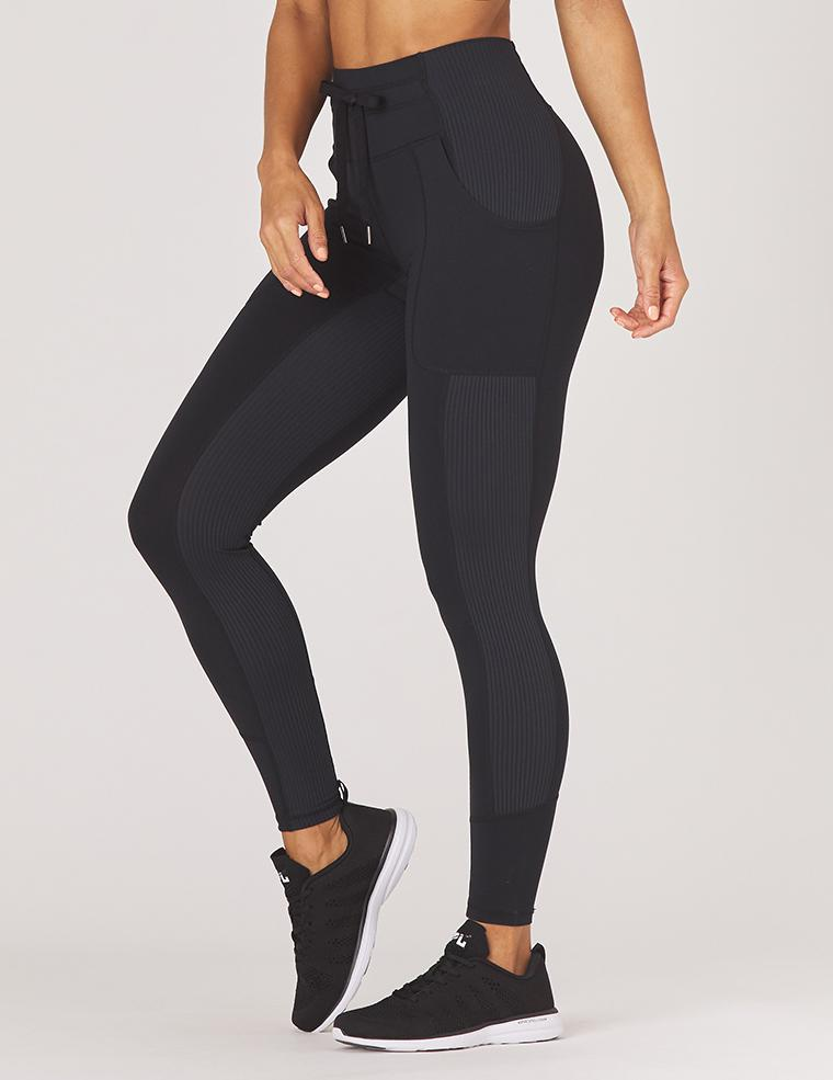 Street Legging: Black