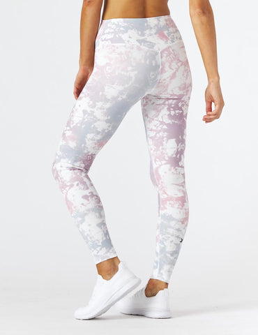 Sultry Legging Print: Candy Tie-Dye