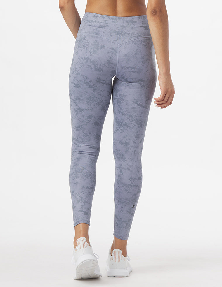 Sultry Legging Print: Acid Splash