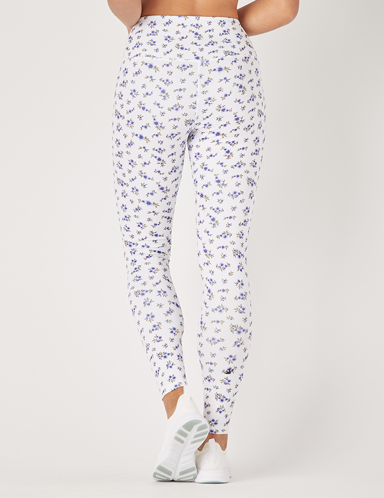 Sultry Legging Print: Ditsy Floral
