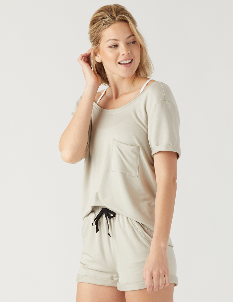 Tranquil Top: Sand