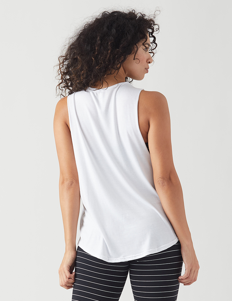 Power Tank: White