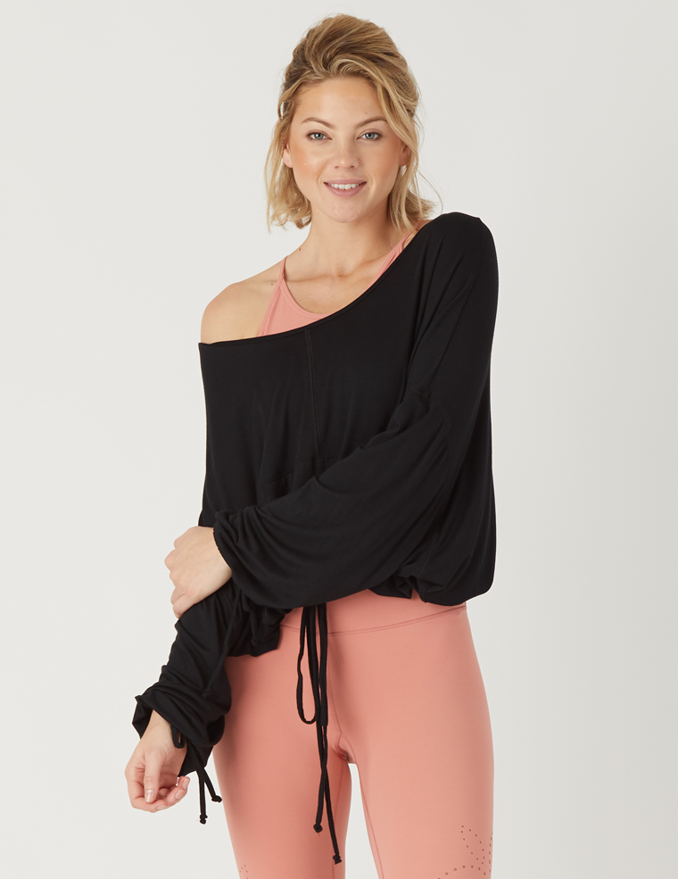 Zephyr Top: Black