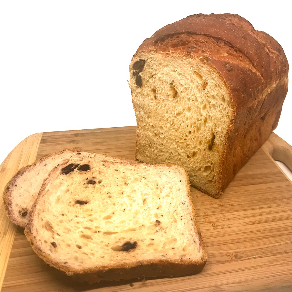 Monks' Sun-Dried Tomato Parmesan Artisan Bread