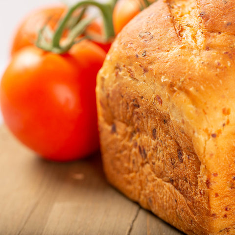 Monks' Sun-Dried Tomato and Parmesan Bread