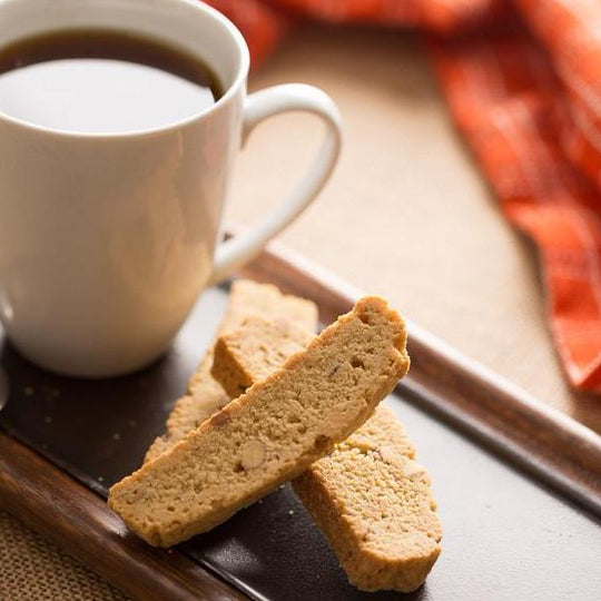 Monks' Anise Almond Biscotti (Case of 16 Boxes)