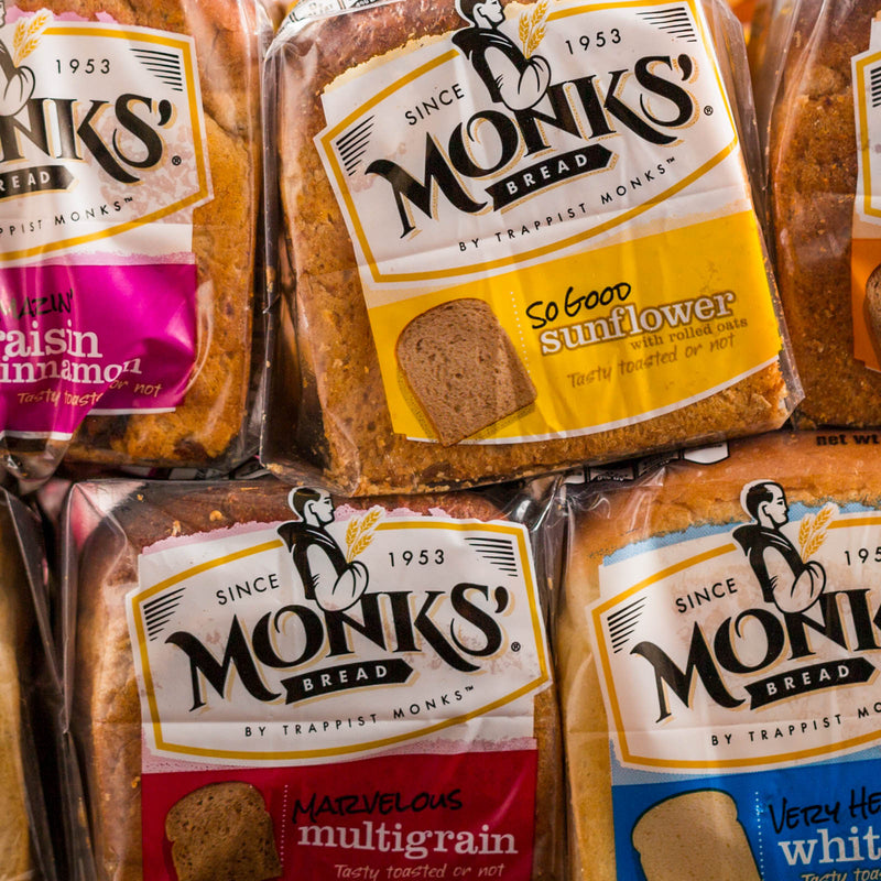 18 Loaves of Monks' Bread