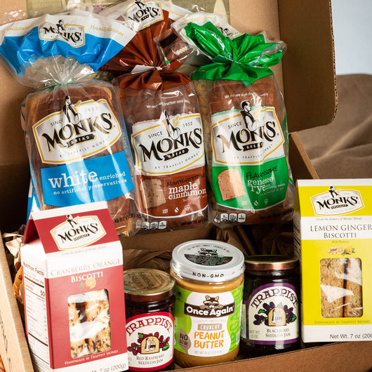 Monks' Variety Gift Box