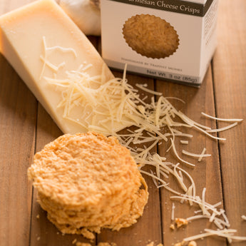 Monks' Cheese Crisp 4 Pack Shipping Included
