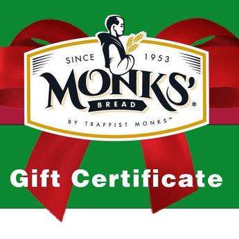 Monks' E-Gift Certificate