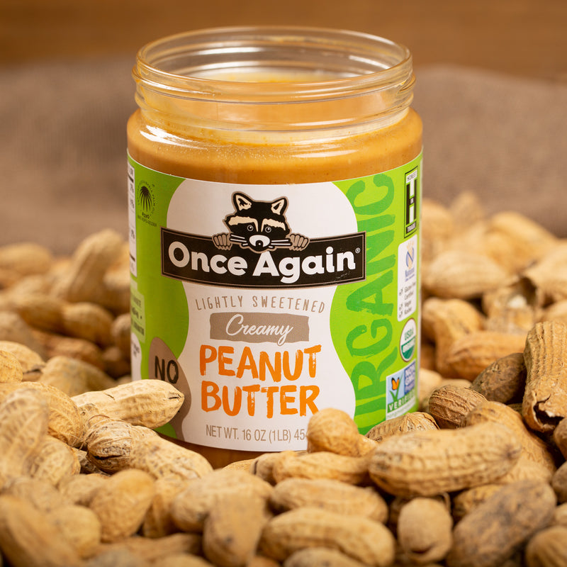 6 Jars Once Again Peanut Butter Bundle
