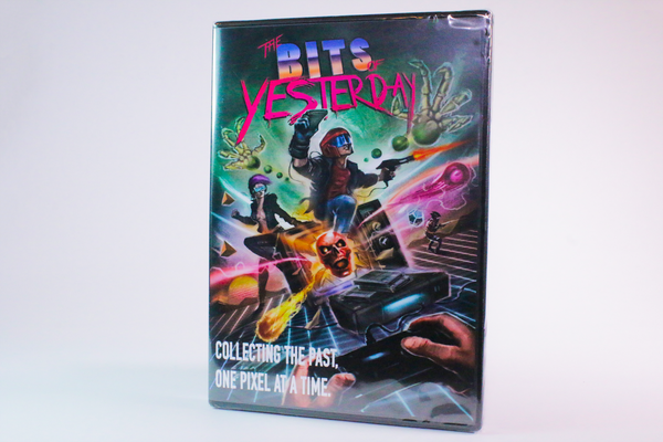 THE BITS OF YESTERDAY (DVD)
