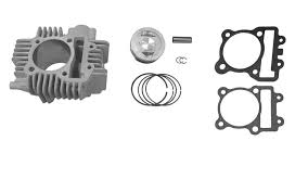 Takegawa 178cc SCUT +R/V2 Replacement Cylinder & Piston Kit - KLX110 - The Best Minimoto, Pitbike, Minibike Source - Factory Minibikes