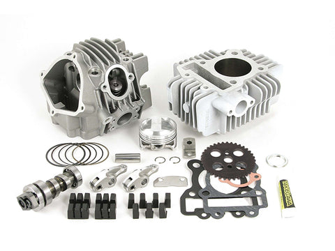 138cc Takegawa Super Head +R Bore up Kit - The Best Minimoto, Pitbike, Minibike Source - Factory Minibikes