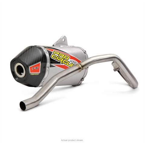Pro Circuit T-6 Exhaust System - 2008-2020 TTR110 - The Best Minimoto, Pitbike, Minibike Source - Factory Minibikes