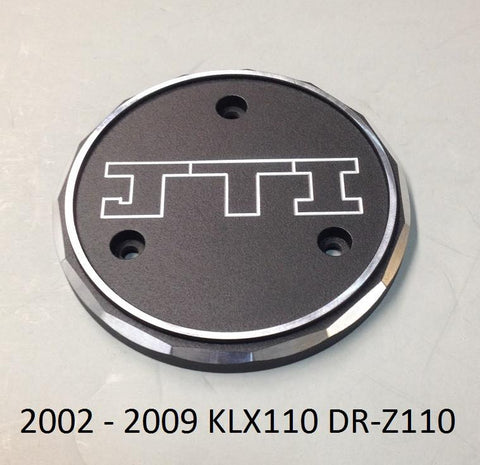 JTI Billet Ignition Cover - KLX110s & Z125 Pro - The Best Minimoto, Pitbike, Minibike Source - Factory Minibikes