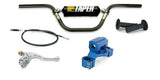 Big Nutz Triple Clamp and Handlebar Kit - Two Brothers Racing - 022-6-01 - The Best Minimoto, Pitbike, Minibike Source - Factory Minibikes
