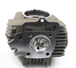 Race Head Replacement - Head w/ Valve Kit Only - TBW0385 - The Best Minimoto, Pitbike, Minibike Source - Factory Minibikes