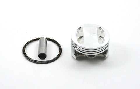 4 Valve 60mm Piston Kit – 143cc – TB Parts - The Best Minimoto, Pitbike, Minibike Source - Factory Minibikes