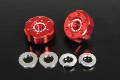 Chain Adjuster Nut - The Best Minimoto, Pitbike, Minibike Source - Factory Minibikes