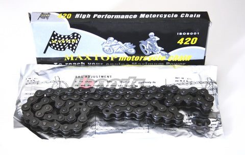 Maxtop Chain 120L - TBW0709 - The Best Minimoto, Pitbike, Minibike Source - Factory Minibikes