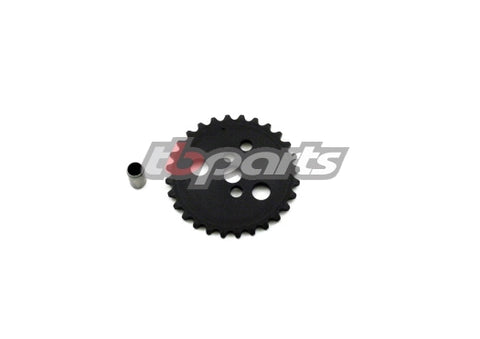 TB Parts 2 Bolt Cam Sprocket & Dowel - Honda Z50, CRF50/70 & XR50/70 - TBW0861 - The Best Minimoto, Pitbike, Minibike Source - Factory Minibikes