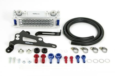 Takegawa Compact Cool AW Kit (3 fins / rubber hose) - The Best Minimoto, Pitbike, Minibike Source - Factory Minibikes