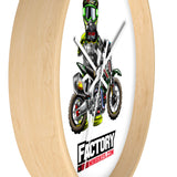 Factory Minis Wall clock - The Best Minimoto, Pitbike, Minibike Source - Factory Minibikes