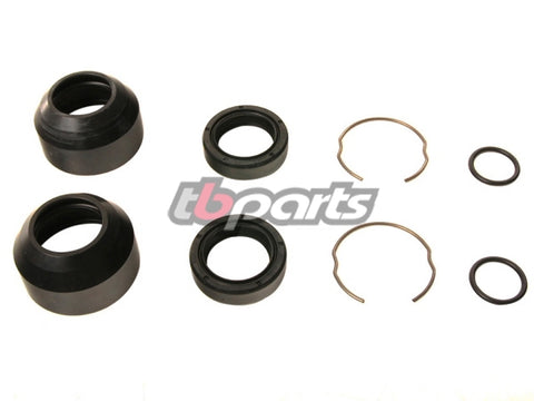 Fork Seal & Snap Ring Kit - Stock KLX110 & 110L Forks - TBW1105 - The Best Minimoto, Pitbike, Minibike Source - Factory Minibikes