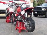 "NEW UPDATED +3"" Extended Swingarm 72-99 Honda Z50 - TBW1253 - The Best Minimoto, Pitbike, Minibike Source - Factory Minibikes"