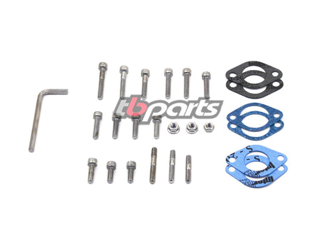 Intake Manifold Hardware Kit - TB Parts - TBW1255 - The Best Minimoto, Pitbike, Minibike Source - Factory Minibikes